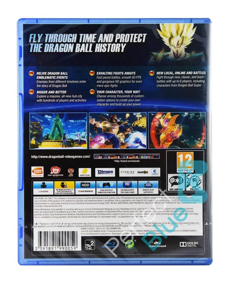 Gra PS4 Dragon Ball Xenoverse 2