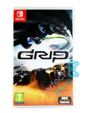 Gra Nintendo Switch Grip Combat Racing