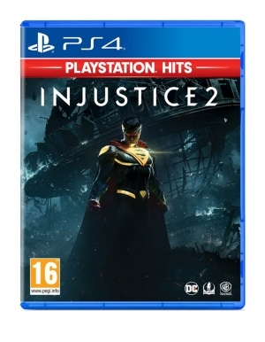 Gra PS4 Injustice 2 PL