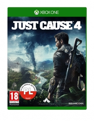 just cause 4 gra xbox one pl