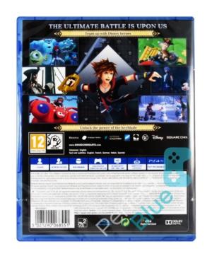 Gra PS4 Kingdom Hearts III