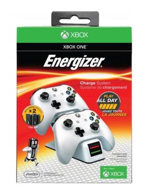 PDP Ładowarka Energizer do Padów Biała Xbox One