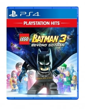 Gra PS4 Lego Batman 3 Beyond Gotham PL