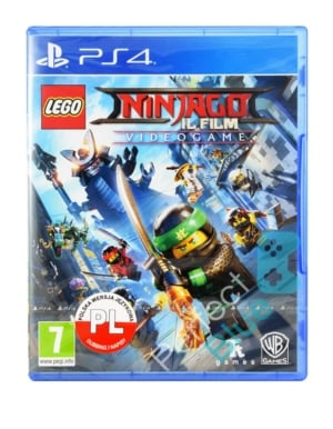 Gra PS4 Lego The Ninjago Movie Videogame PL