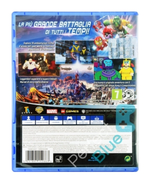 Gra PS4 Lego Marvel Super Heroes 2
