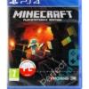Gra PS4 Minecraft