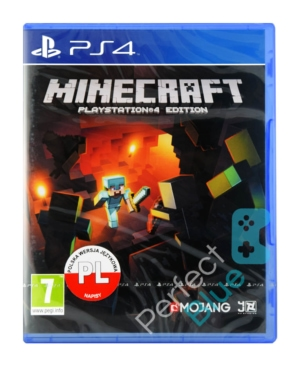 Gra PS4 Minecraft