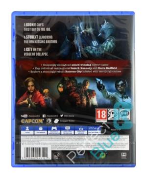 Gra PS4 Resident Evil 2