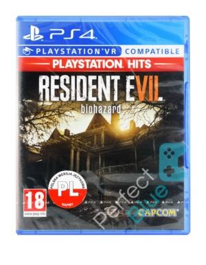 Gra PS4 Resident Evil VII 7 Biohazard PL