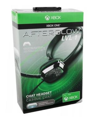PDP Słuchawka Afterglow Lvl. 1 Xbox One Czarna