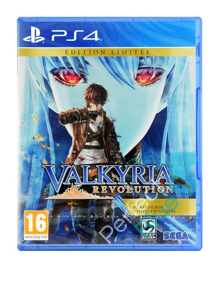 Gra PS4 Valkyria Revolution Limited Edition