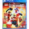 Gra PS4 Lego Iniemamocni / The Incredibles / PL