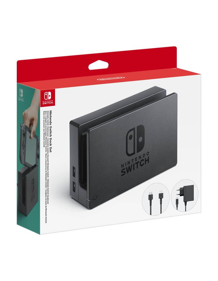 Stacja dokująca do konsoli Nintendo Switch Dock Set