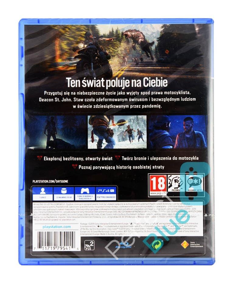 Gra PS4 Days Gone