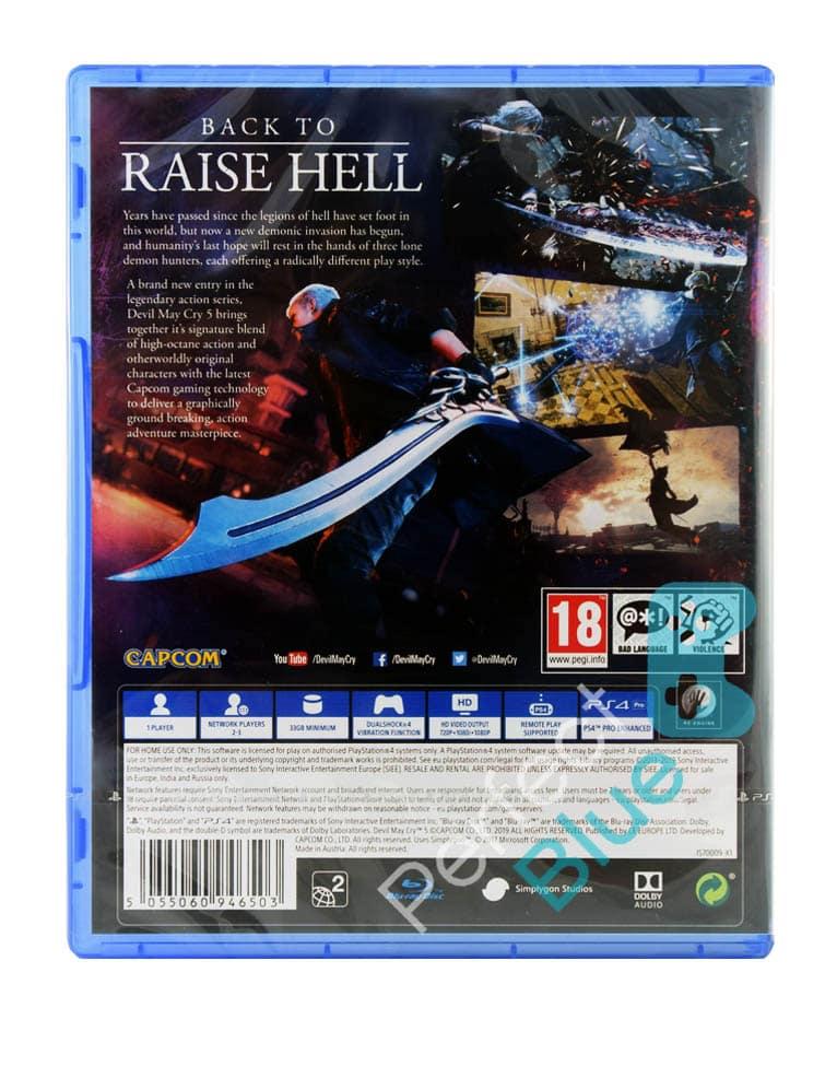 Gra PS4 Devil May Cry 5