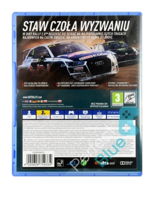 Gra PS4 DiRT Rally 2.0 PL