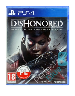 Gra PS4 Dishonored Death of the Outsider
