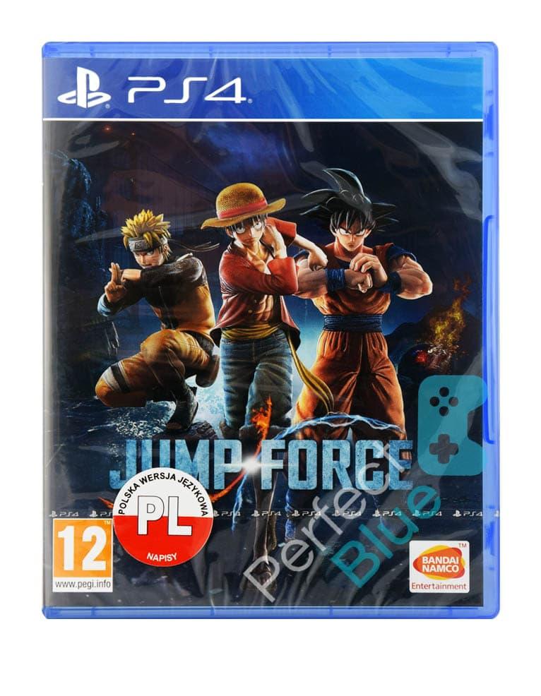 Gra PS4 Jump Force