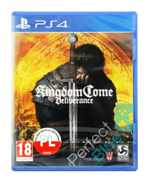 Gra PS4 Kingdom Come Deliverance