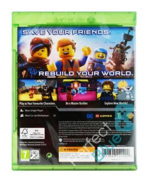 Gra Xbox One Lego Przygoda 2 / The Lego Movie 2 Videogame