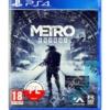 Gra PS4 Metro Exodus PL + Artbook!