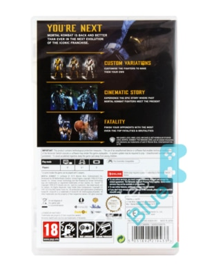 Gra Nintendo Switch Mortal Kombat 11 / XI