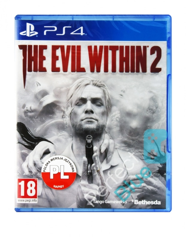 Gra Ps4 The Evil Within 2 Pl Dlc Perfect Blue