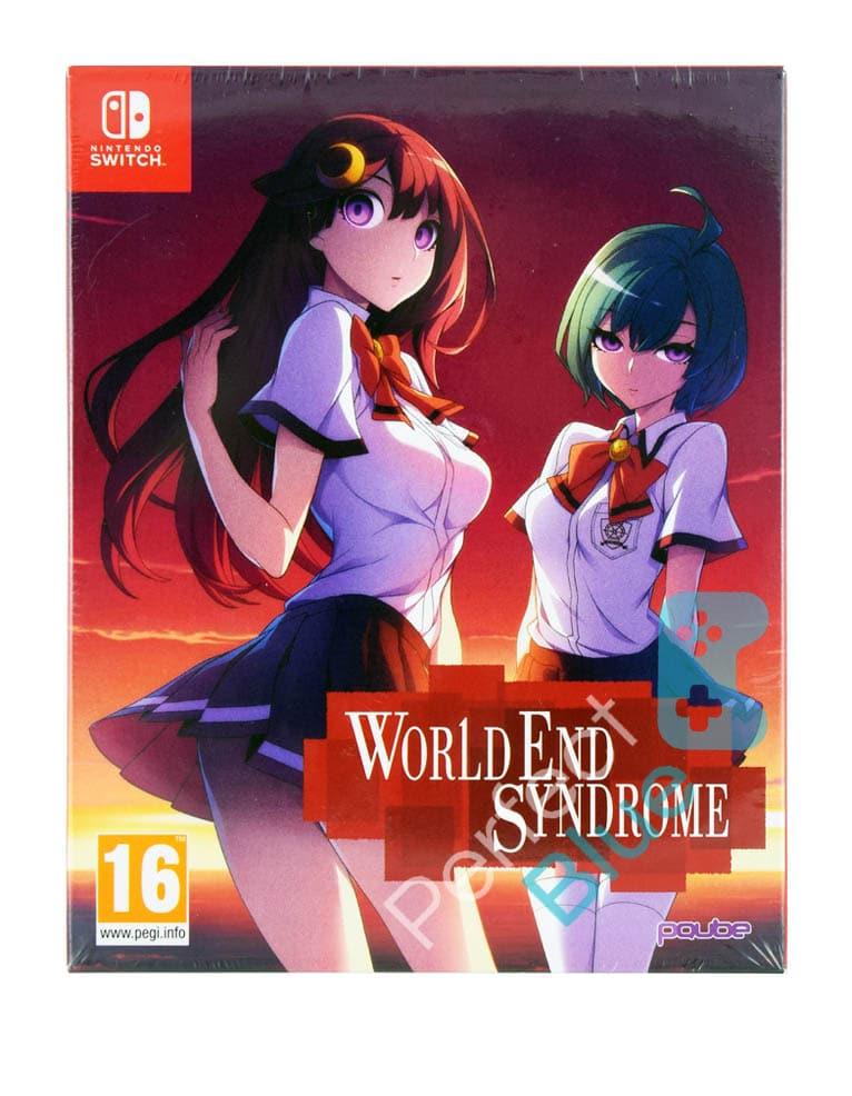 Gra Nintendo Switch World End Syndrome + Artbook