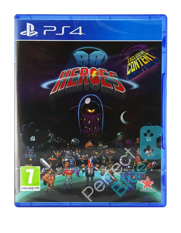 Gra PS4 88 Heroes