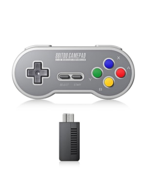 8Bitdo SF30 2.4G Wireless Gamepad