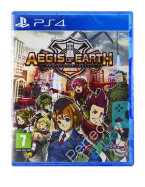 Gra PS4 Aegis of Earth Protonovus Assault