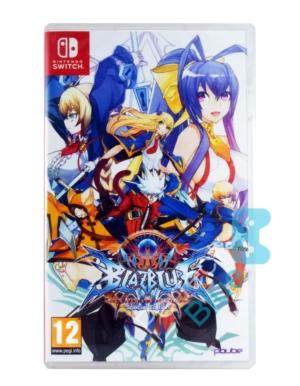 Gra Nintendo Switch BlazBlue Central Fiction Special Edition