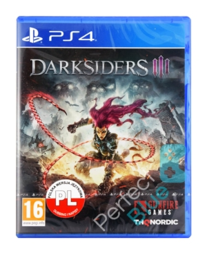 Gra PS4 Darksiders 3 PL