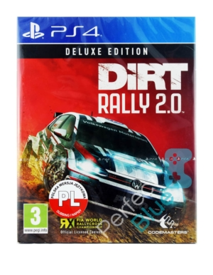 Gra PS4 DiRT Rally 2.0 Deluxe Edition PL