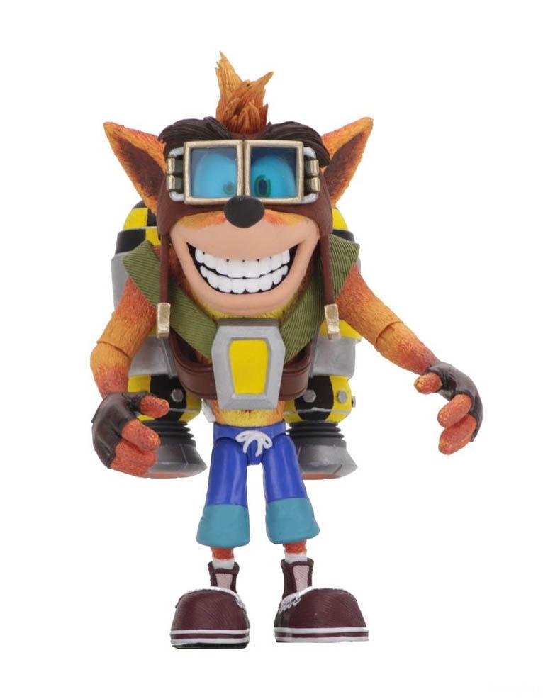 Figurka Akcji Deluxe Crash Bandicoot