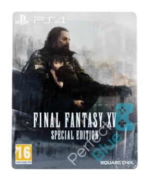 Gra PS4 Final Fantasy XV Special Edition Steelbook