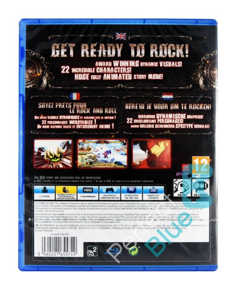 Gra PS4 Guilty Gear XRD Revelator