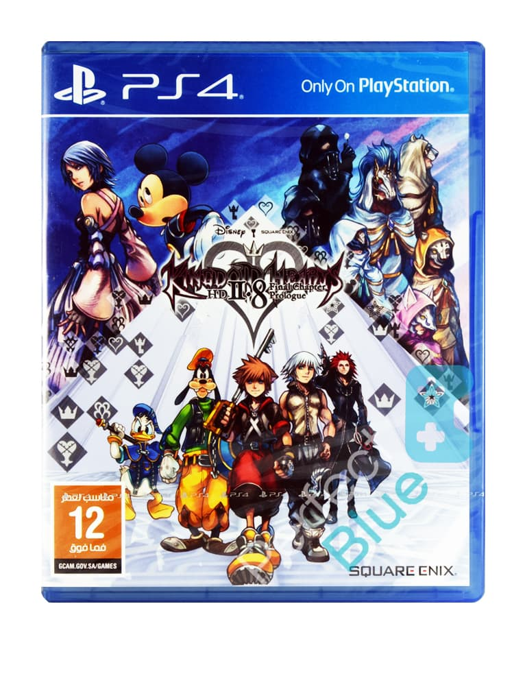Gra PS4 Kingdom Hearts HD II.8 Final Chapter Prologue