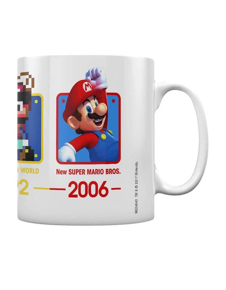 Gadżet Kubek Super Mario Bros Dates