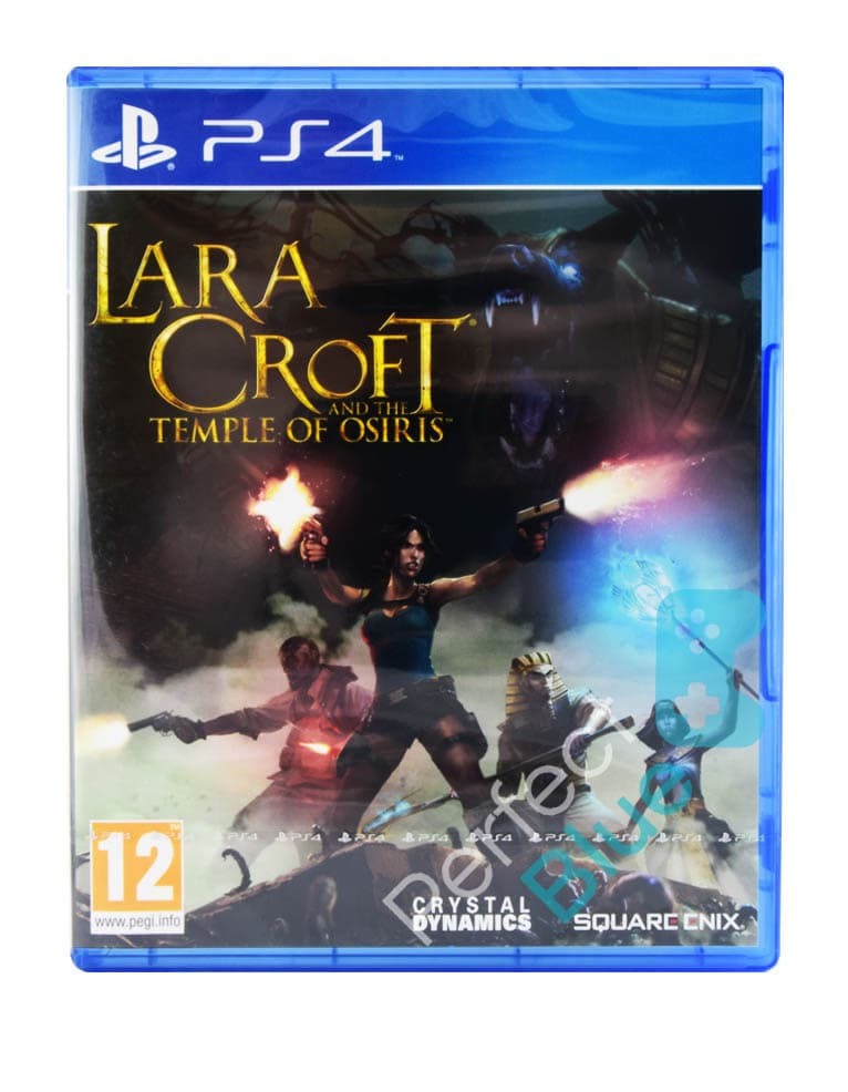 Gra PS4 Lara Croft and the Temple of Osiris