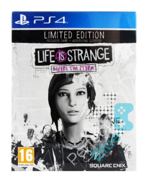 Gra PS4 Life Is Strange Before The Storm Limited Edition