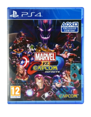 Gra PS4 Marvel vs. Capcom Infinite