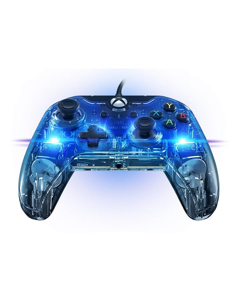 PDP Pad Kontroler Przewodowy Xbox One Afterglow