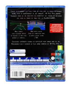 Gra PS4 VR Ping Pong Table Tennis Simulator