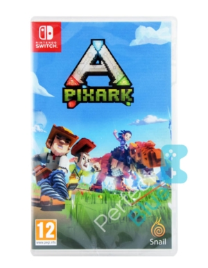 Gra Nintendo Switch PixARK