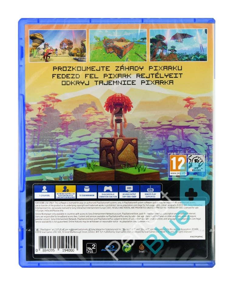 Gra PS4 PixARK