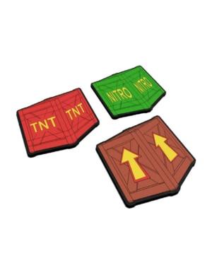 Gadżet Podkładki Pod Kubek Crash Bandicoot TNT