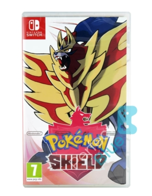 Gra Nintendo Switch / Pokemon Shield / Edycja Standardowa