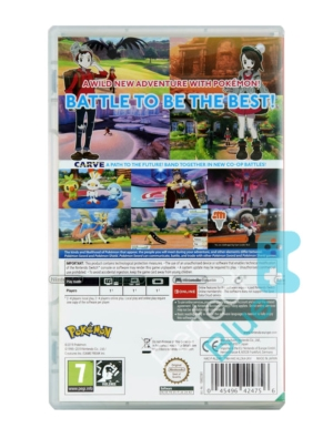 Gra Nintendo Switch / Pokemon Sword