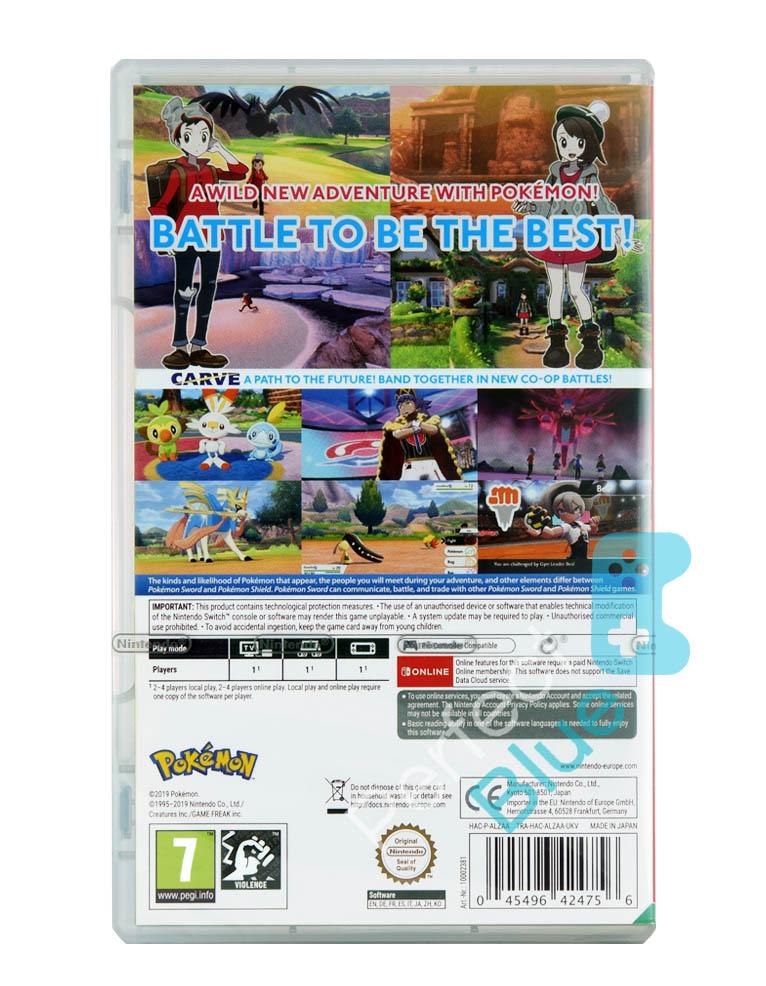 Gra Nintendo Switch / Pokemon Sword